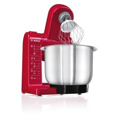 Кухонные комбайны Кухонный комбайн BOSCH MUM44R1, красный