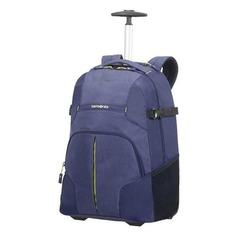 Рюкзак Samsonite 10N*11*007 39x55x32.5см 2кг. полиэстер синий
