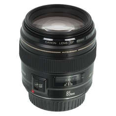 Объектив CANON 85mm f/1.8 EF USM, Canon EF [2519a012]