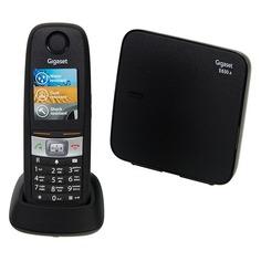 Радиотелефон GIGASET E630A, черный