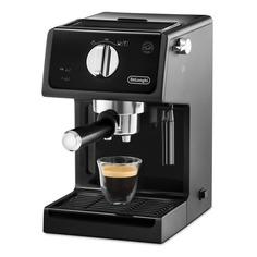 Кофеварка DELONGHI ECP 31.21, эспрессо, черный [0132104157] Delonghi
