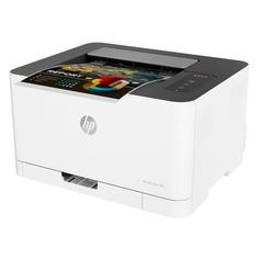 Принтер лазерный HP Color LaserJet Laser 150a лазерный, цвет: белый [4zb94a]