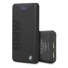 Внешний аккумулятор (Power Bank) BMW, 10000мAч, черный [bmwcpb10klob] Noname