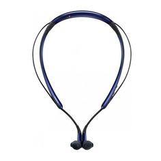 Наушники с микрофоном SAMSUNG Level U, Bluetooth, вкладыши, синий/черный [eo-bg920bbegru]