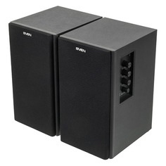 Колонки SVEN SPS-611S, 2.0, черный [sv-0120611sbl]