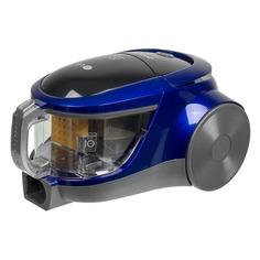 Пылесос LG VK76A09NTCB, 2000Вт, голубой металлик