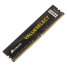 Модуль памяти CORSAIR Value Select CMV16GX4M1A2666C18 DDR4 - 16ГБ 2666, DIMM, Ret