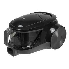 Пылесос LG VK76A02NTL, 2000Вт, черный
