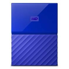 Внешний жесткий диск WD My Passport WDBLHR0020BBL-EEUE, 2Тб, синий
