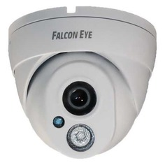 Видеокамера IP FALCON EYE FE-IPC-DL200P Eco POE, 1080p, 3.6 мм, белый