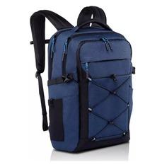 """Рюкзак 15"""" DELL Energy, черный/синий [460-bcgr]"""