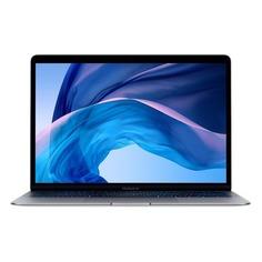 "Ноутбук APPLE MacBook Air MRE82RU/A, 13.3"", IPS, Intel Core i5 8210Y 1.6ГГц, 8Гб, 128Гб SSD, Intel UHD Graphics 617, Mac OS X Mojave, MRE82RU/A, серый космос"