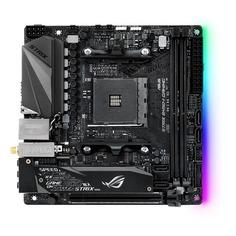 Материнская плата ASUS ROG STRIX B450-I GAMING, SocketAM4, AMD B450, mini-ITX, Ret