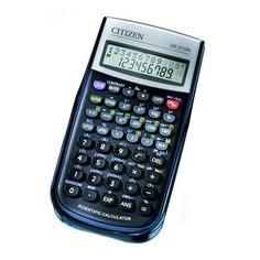 Калькулятор CITIZEN SR-270N, 10-разрядный, черный