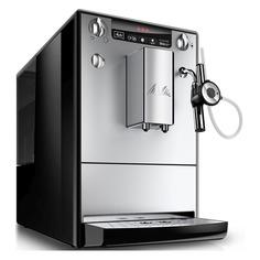 Кофемашина MELITTA Caffeo Solo & Perfect Milk, серебристый