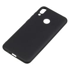 Чехол (клип-кейс) GRESSO Gresso Meridian, для Huawei Honor 8C, черный [gr17mrn447]