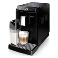 Кофемашина PHILIPS EP3558/00, черный