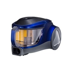 Пылесос LG VK76R03HY, 2000Вт, синий