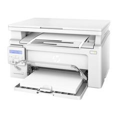 МФУ лазерный HP LaserJet Pro MFP M132nw RU, A4, лазерный, белый [g3q62a]