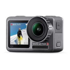 Экшн-камера DJI Osmo Action 4K, WiFi, серый/ черный