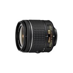 Объектив NIKON 18-55mm f/3.5-5.6 AF-P, Nikon F [jaa827da]