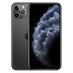 Смартфон APPLE iPhone 11 Pro 64Gb, MWC22RU/A, серый космос
