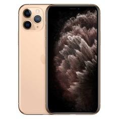 Смартфон APPLE iPhone 11 Pro 256Gb, MWC92RU/A, золотистый