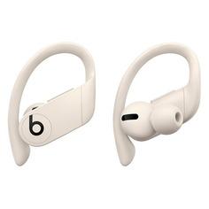 Наушники с микрофоном BEATS Powerbeats Pro, Bluetooth, вкладыши, слоновая кость [mv722ee/a]