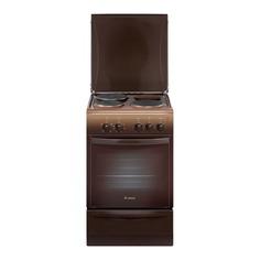 Электрическая плита GEFEST ЭП Н Д 5140 0001, эмаль, коричневый