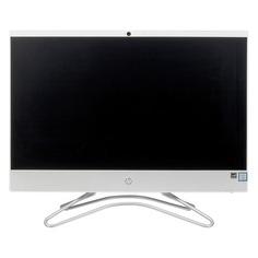 "Моноблок HP 200 G3, 21.5"", Intel Core i3 8130U, 4Гб, 1000Гб, 128Гб SSD, Intel UHD Graphics 620, DVD-RW, Windows 10 Home, белый [3zd32ea]"