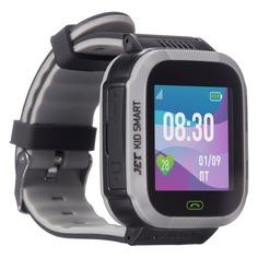 """Смарт-часы JET Kid Smart, 45мм, 1.44"""", черный / черный [smart black]"""