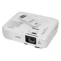 Проектор EPSON EB-U05, белый [v11h841040]
