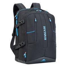"""Рюкзак 17.3"""" RIVA 7860, черный"""