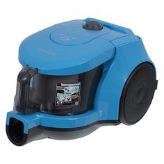 Пылесос SAMSUNG VCC4326S3A, 1600Вт, синий