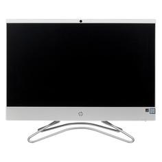 "Моноблок HP 200 G3, 21.5"", Intel Core i3 8130U, 4Гб, 1000Гб, Intel UHD Graphics 620, DVD-RW, Windows 10 Professional, белый [3va39ea]"
