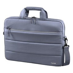 """Сумка для ноутбука 13.3"""" HAMA Toronto, серый/голубой [00101850]"""
