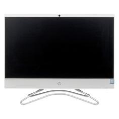 "Моноблок HP 200 G3, 21.5"", Intel Core i3 8130U, 4Гб, 1000Гб, Intel UHD Graphics 620, DVD-RW, Free DOS, белый [3va40ea]"