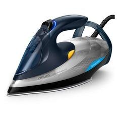 Утюг PHILIPS GC4930/10, 2400Вт, синий/ серый