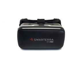 Очки виртуальной реальности SMARTERRA VR S-Max, черный [3dsmvrmaxbk]