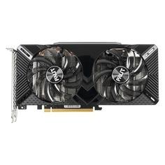 Видеокарта PALIT nVidia GeForce GTX 1660TI , PA-GTX1660Ti DUAL 6G, 6Гб, GDDR6, Ret [ne6166t018j9-1160a]