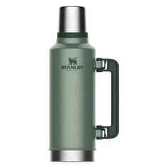 Термос STANLEY The Legendary Classic Bottle, 1.9л, зеленый