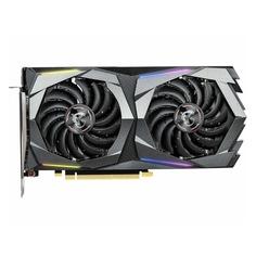 Видеокарта MSI nVidia GeForce GTX 1660TI , GTX 1660 Ti GAMING 6G, 6Гб, GDDR6, Ret