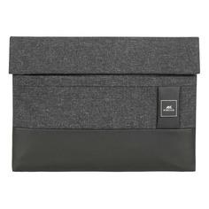 """Чехол для ноутбука 13.3"""" RIVA 8803, черный, MacBook Pro и Ultrabook"""