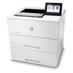 Принтер лазерный HP LaserJet Enterprise M507x лазерный, цвет: белый [1pv88a]