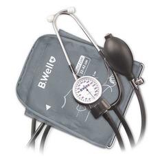 Тонометр механический B.WELL MED-63, (без адаптера питания), 22-42см
