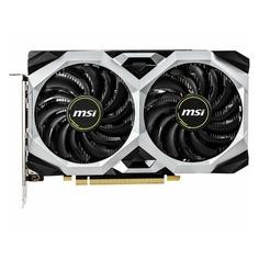 Видеокарта MSI nVidia GeForce GTX 1660TI , GTX 1660 Ti VENTUS XS 6G, 6ГБ, GDDR6, Ret