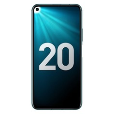 Смартфон HONOR 20 pro 8/256Gb, бирюзовый мерцающий