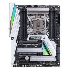 Материнская плата ASUS PRIME X299-DELUXE II, LGA 2066, Intel X299, ATX, Ret