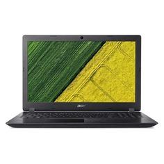 """Ноутбук ACER Aspire A315-51-38A6, 15.6"""", Intel Core i3 7020U 2.3ГГц, 4Гб, 1000Гб, Intel HD Graphics 620, Windows 10, NX.H9EER.016, черный"""