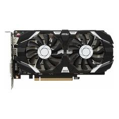 Видеокарта MSI nVidia GeForce GTX 1050TI , GTX 1050 Ti 4GT OCV1, 4ГБ, GDDR5, Ret